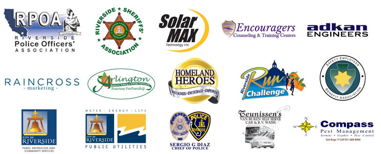 2016 Hometown Heroes Honor Run Sponsors
