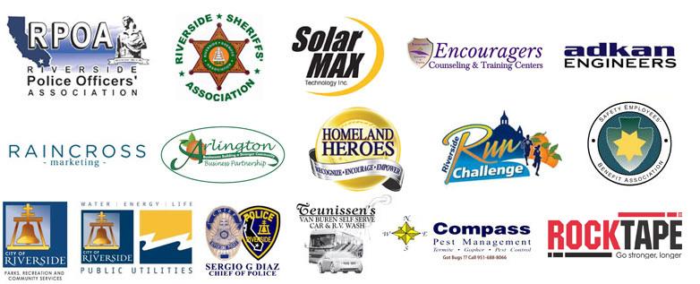 2016 Hometown Heroes Honor Run Sponsors